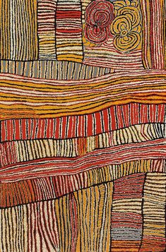 Aboriginal Painting, Aboriginal Artists, Dot Painting, Encaustic Painting, Indigenous Australian Art, Indigenous Art, Arte Tribal, Tribal Art, Art Premier