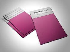 Interior Designer Business Card Marketing Creative