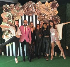 FIDM.....DEBUT 2017 Fashion Club Party with Project Runway Junior Stars! | Nick Verreos