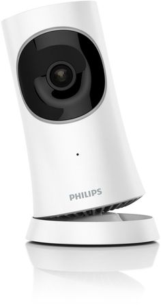 Philips In-Sight Wireless HD Home Monitor Camera with Wi-Fi Home Depot, Green Label, Home Monitor, Id Design, Design Reference, New Furniture, Smart Home, Industrial Design, Consumer Electronics