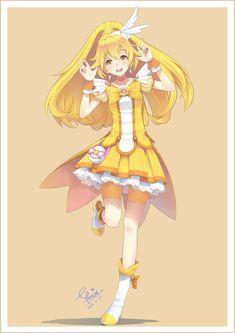 anime-anime-art-cure-peace-kise-yayoi-469930.jpeg (841×1190)