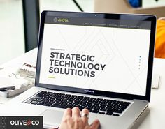 Avista Rebranding and Website Redesign #CaseStudy #OurWork