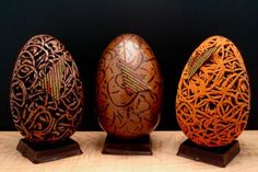 #chocolate easter eggs #Easter #confections Surprise Easter Eggs-filled with up to 12 surprises.  @thomas haas