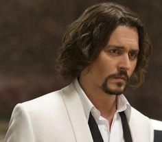 Hottie of the Day - Johnny Depp