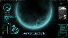 planet GUI