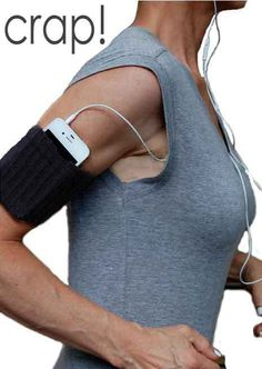 The Most Comfortable IPhone Armband. | The Art Of Doing Stuff