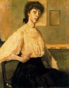 Paula Modersohn-Becker Self-Portrait   paula modersohn becker alemanya 1907