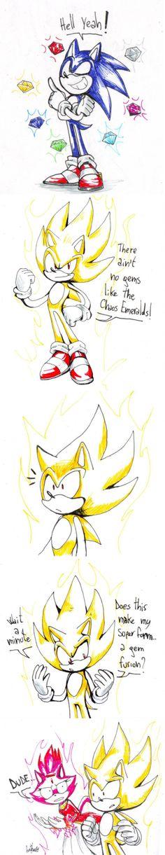 Gem fusion   Sonic the Hedgehog   Know Your Meme