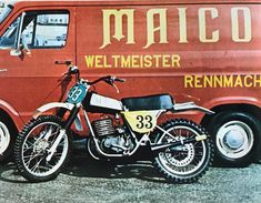 Vintage Motocross, Motorcycle Types, Racing Motorcycles, Dirt Bikes, Grand Prix, Motorbikes, Antique Cars, Boat, Trailers