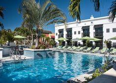 Inn of Fifth, Naples, Strandnahe Residenz mit neuem Restaurant, Wellnessoase und Suiten mit privatem Balkon – inkl. Frühstück, WLAN & vielen Club-Vorteilen