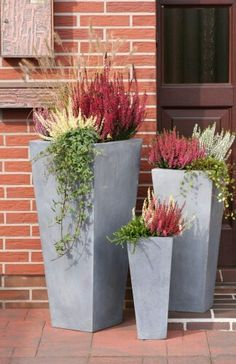 Our current outside patios can essentially use lots of huge planter pots outside, but they can add occurring to thousands of dollars thus quickly! im Freien How To Build Your Own Tall Outdoor Planter Boxes - Bower Power Diy Garden, Garden Planters, Garden Projects, Planter Pots, Garden Ideas, Flowers For Planters, Tall Planter Boxes, Potted Flowers, Planter Ideas
