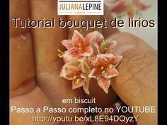 bouquet de biscuit - YouTube