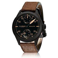 Christopher Ward C8 Regulator C8-REG-KVKT - Watch - Lowest price, specs and reviews