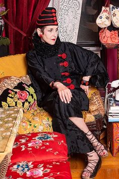 """TZIPORAH currently co-stars in the hit documentary film """" ADVANCED STYLE """". See the trailer here . """"INSPIRATIONAL, TOUCHING AND ABSOLUTELY FABULOUS,"""" raves London's Daily Express."""
