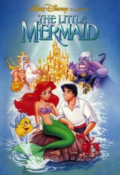 When Walt Disney Pictures revived its full-length animated films, The Little Mermaid was its first project. Shown in Ive watched this masterpiece of animation several times. Childhood Movies, Kid Movies, Family Movies, Great Movies, Movie Tv, Awesome Movies, Bon Film, Film D'animation, Disney Films