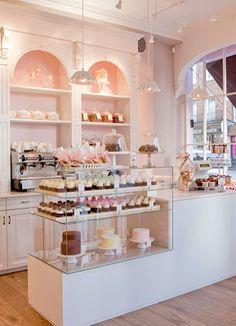 own a desert shop