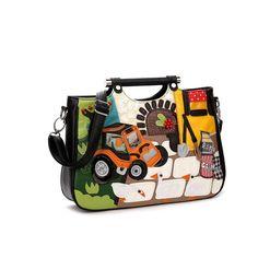 AliUSAExpressNew Design Women Handbag Famous Brands High Quality Women Messenger Bag Cute Cartoon Pattern PU Car Female Shoulder Bags#zc20545 | AliUSAExpress