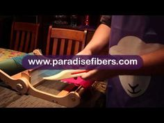 All about boat shuttles for your rigid heddle loom - YouTube