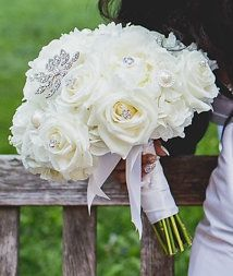 We had the privilege of designing the wedding flowers for the Patriots Duron Harmon and his Beautiful Bride Christine Sanchez for their wedding this past May. They are long time customers since their high school Prom days! They are such a wonderful, sweet couple! Thank you for trusting us with your special day and we wish you a bright and happy future together! Designed by Jen-Mor Florist in Dover, Delaware. www.jenmor.com