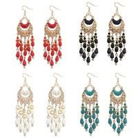 100% Brand new and high quality.        Quantity:1 pair        Material:Alloy        Size:8.5X2.6CM    Packa