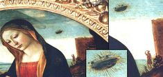 UFOs In Ancient Art - Ancient UFO sightings