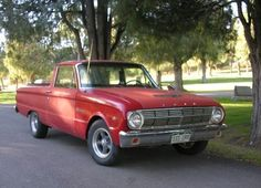 Wow!  This almost looks like my first car.  Could it have twin?Google Image Result for http://bringatrailer.com/wp-content/plugins/PostviaEmail/images/1963_Ford_Falcon_Ranchero_V8_For_Sale_Front_resize.jpg