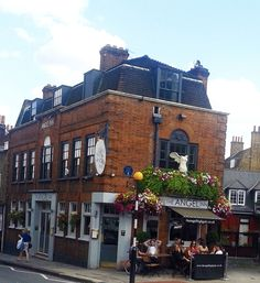 The Angel Inn, Highgate Village, London N6