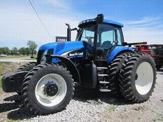 Bruna Implement Company - New Holland TG255