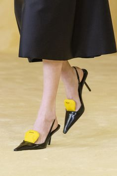 Runway Shoes, Prada Spring, Shoe Wardrobe, Cinderella Shoes, Miuccia Prada, Prada Shoes, T Strap Sandals, Pumps, Heels