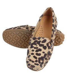 Glitzy Galz Beige Loafers