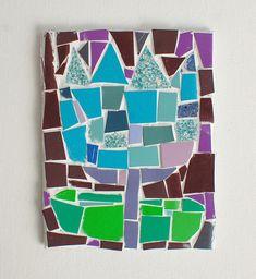 DIY Tile Ar Mosaic (via http://blog.giddygiddy.com/giddygiddy/2011/11/small-magazine-20.html)