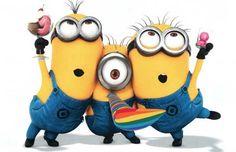 Cute Minion Me Wallpapers HD - Cute Minion Me Wallpapers HDApp have many Cute Minion from Despicable Me High Resolution.Easy use set wallpaper.Free Minion from Despicable Me Wallpapers for Android ⇒ Please have fun. Happy Thursday Quotes, Happy Friday, Thursday Meme, Image Minions, Minion Humour, Minion 2015, Minion Rush, Film Trailer, Trailer 2015
