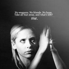 Time for a Buffy marathon?