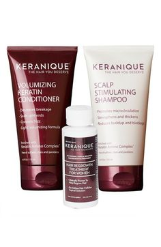 KERANIQUE Hair Regrowth System for Women available at #Nordstrom