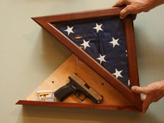 Conceal Clocks and Flag Cases