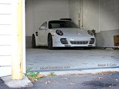 Mach 5 Porsche 997 Turbo S by Mind Over Motor, via Flickr