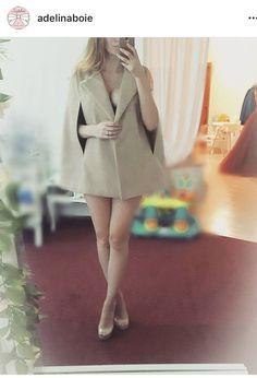 #coats #capecoats #boutique #blogger  #blazer #fashion #style #winter #coats #autumn #womenclothing #outerwear  #personalshopper  #moda #women #style #beauty #colorful #womensfashion #blogger  #nice #tutoriais #makeup #diy #clothes #outfit Diy Clothes, Clothes For Women, Cape Coat, Blazer Fashion, Winter Coats, Skater Skirt, Mini Skirts, Colorful, Autumn