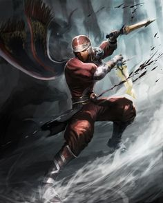Mythic Ninja