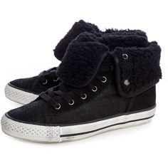 Ash Vanna Shearling Lace Up Sneakers ($229) ❤ liked on Polyvore featuring shoes, sneakers, sapatos, zapatos, lace up high top sneakers, laced sneakers, laced up shoes, lace up shoes and high top shoes