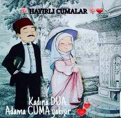 Couple Cartoon Illustration Love Is Cute Muslim Couples, Muslim Girls, Muslim Women, Anime Love Couple, Couple Cartoon, Muslim Couple Photography, Islamic Cartoon, Muslim Family, Anime Muslim