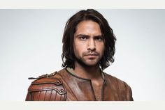 The Musketeers: Interview with D'Artagnan actor Luke Pasqualino ...