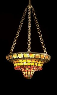 Tiffany chandelier