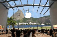 Critique of Apple Opening A Store In Rio de Janeiro