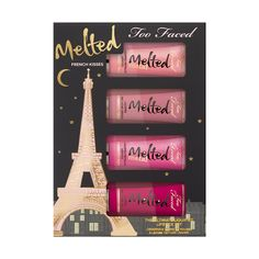 French Kisses Melted - Too Faced - 2015 Too Faced Christmas Collection #toofaced