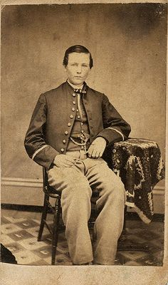Daniel Jameson, Co. F, 75th New York Infantry. Enlisted 10 Sept 1861, reenlisted 1 Jan 1864. Captured at the Battle of Winchester, VA, 19 Sept 1864. Died at Salisbury Prison, NC, 25 Dec 1864.