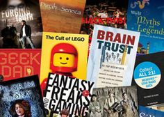 Wired list of 67 books every kid should read before age 10.  Nice compilation.