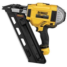 New Dewalt Nailer Framing DCN692 Brushless Cordless Dewalt has come out with a wireless Max 20V brushless new stud frame, DCN692, said to be the world's first gas-free wireless speed dual stud frames.