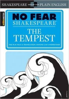 Amazon.com: The Tempest (No Fear Shakespeare) (9781586638498): William Shakespeare, John Crowther: Books