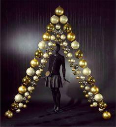 Albero di Natale…o almeno la sua sagoma.