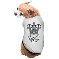 Costumes Dog Sweaters Basketball Crown Dog Hoodiecomfortable ** More info could be found at the image url.(This is an Amazon affiliate link and I receive a commission for the sales)